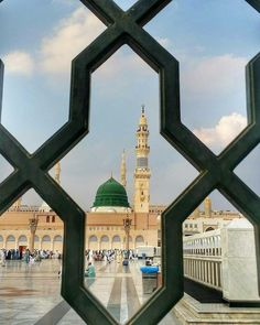 Al Masjid An Nabawi, Madina, Taj Mahal, Building, Travel, Viajes, Buildings, Traveling, Trips