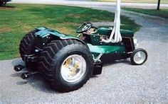 Hot Rod Mini Tractor S Amp Ridding Lawn Mower S On