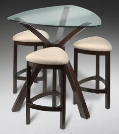 Riser Casual Dining 4 Pc Dinette