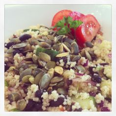 Tasty Couscous salad