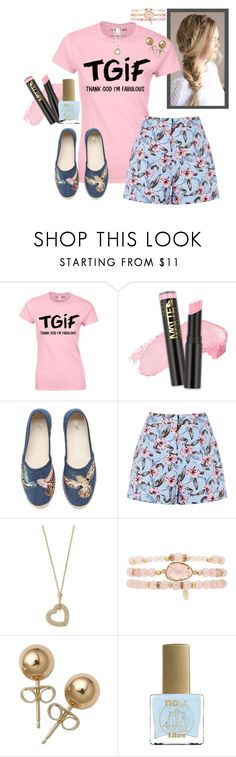 """""""Untitled #335"""" by prissy50 ❤ liked on Polyvore featuring L.A. Girl, RED Valentino, Michael Kors, Ettika, Bling Jewelry and ncLA"""