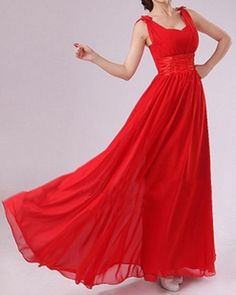 Two Shoulder Elegant Sweetheart Long Bridesmaid Dresses Bridesmaid A-Line Wedding Dresses | Buy Wholesale On Line Direct from China