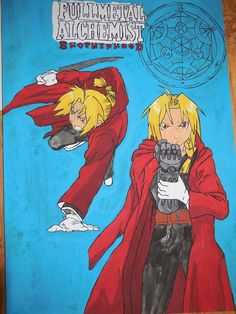 fullmetal alchemist Edward by Arabians12 on DeviantArt
