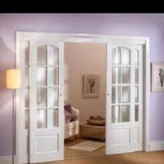 Interior Sliding French Doors With Glass Norbury Oak Room Divider Door Pair Side Panels Frame