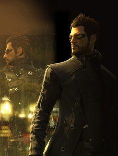 Deus Ex Human Revolution - Adam Jensen