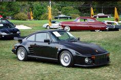 1980 Porsche 930 S Turbo.