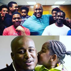 Shout out to my dude Sheldon Smith of the Dovetail Project. This young brother grew up without a father but didn't let that stop him from founding an organization that teaches life skills parenting skills and felony street law to young black fathers from ages 17-24 in Chicago. He has been recognized as a CNN Hero... but I've known he was a real life super hero from the time we first spoke. I light up every time he calls me because he addresses me as BIG BRO! #jamesevansproject