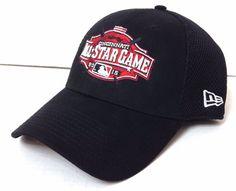 M/L flex 7-1/4,3/8,1/2,5/8  CINCINNATI REDS ALL STAR GAME 2015 HAT New Era Black #NewEra #CincinnatiReds