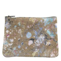Lush to Blush Holiday Gift Guide for The Fashionista: A Cool Clutch or Cosmetic Pouch - Just in time for Cyber Monday!