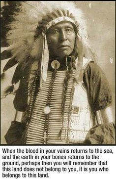Native American Indian: