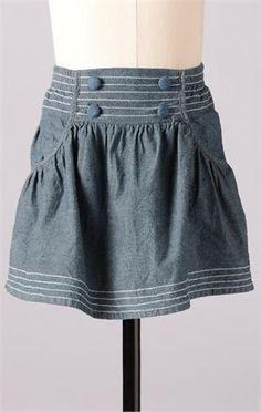 Campus Skirt