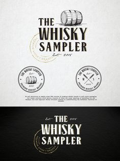 Logo for Whisky sampling business | 99designs
