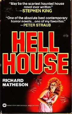 "Happy Birthday to Richard Matheson--who wrote my favorite ""haunted house"" novel - HELL HOUSE."