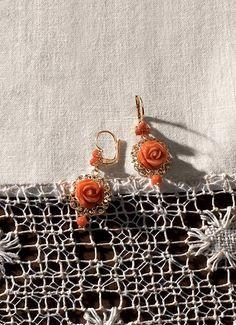 Gioielli in oro 750 e corallo del Mediterraneo - D&G Gioielli | Jewellery Dolce&Gabbana