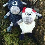 Har fået tilladelse til at oversætte opskriften på disse lækre får... Den kommer inden længe på dansk på hjemmesiden #tantetråd #nyopskriftpavej #oversætteopskrift #fraengelsktildansk #hækle #hækletfår