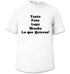 Camisetas Promocionales para el verano. www.tuscamisetaspersonalizadas.com