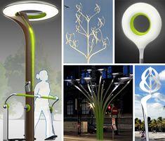 *Illuminating Inventions: 10 Twists to Simple Street Lights - http://weburbanist.com/2012/11/28/illuminating-inventions-10-twists-to-simple-street-lights/
