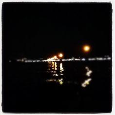 A night in my boat...