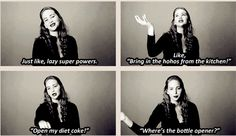 Me and Jennifer Lawrence have the same dream.