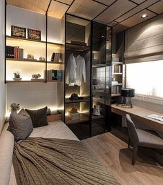 Espaço super estiloso! Amei. Via @decorandocomclasse ❤️#instadecor #instahome #designdeinteriores #decoracao #moderndesign #modern #arquitetura #architecture #design #decor