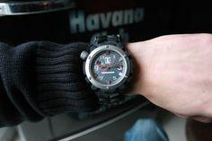 "AHCI & Independent Haute Horlogerie - Tire'd Watch Company ""Rapide"""