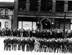 Duluth News-Tribune Strike-1938 Collections Online : Minnesota Historical Society