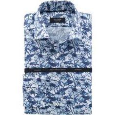 Olymp Signature Hemd, Tailored Fit, Signature Kent, Bleu, 44 Olymp - New Ideas Helly Hansen, Estilo Popular, Slim Fit Tuxedo, Diy Kleidung, Diy Projects To Sell, Signature, Tuxedo Dress, Training Collar, Tailored Shirts