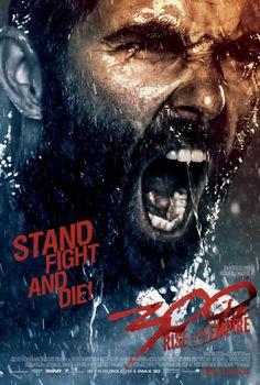 Sullivan Stapleton in 300 Rise of an Empire (2014) Movie Poster