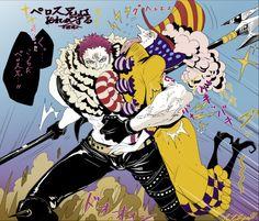 Big Mom Crew Charlotte Katakuri Perospero One Piece