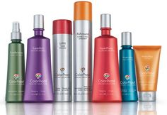 Hair FAB Must Have With ColorProof Evolved Color Care
