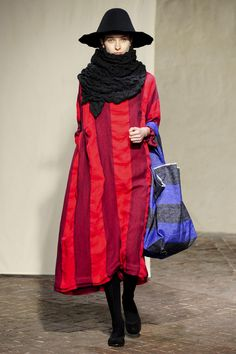 daniela gregis aw13 - i love this but I think this would be better without that scarf...