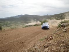 Ford Fiesta RS WRC - Rally Acropolis 2013