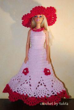 Crochet by Tukta: Barbie dress