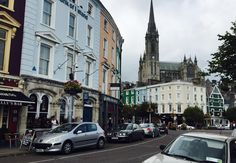 Cobh Ireland - The last port the Titanic stopped at before setting sail for America || Click on the photo to discover the most incredible destinations with us :)