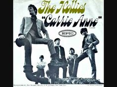 The Hollies - Carrie Anne - YouTube