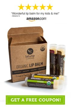 What Are Certified Organic Skin Care Products? Organic Lip Balm, Natural Lip Balm, Organic Skin Care, Natural Skin Care, Pimples Under The Skin, Best Face Products, Lip Products, Free Products, Beeswax Lip Balm