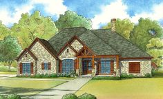 4 Bed Southern Craftsman with Side-Load Garage - 70530MK | 1st Floor Master Suite, Butler Walk-in Pantry, CAD Available, Corner Lot, Craftsman, PDF, Southern, Split Bedrooms | Architectural Designs