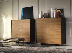 Oxford Modern Sideboard 4 Door By Cattelan Italia   $4,675.00