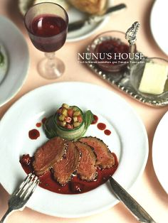 miniature cuisine, Nunu's House