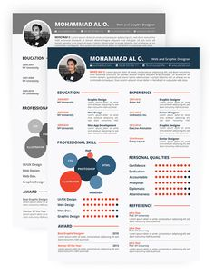 Beautiful Resume Templates Free Creative Resume Template For Designer  Free Resume Templates