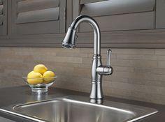 Kitchen Redesign Ideas #DeltaFaucetInspired