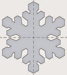 RIBARTES: Frozen Snowflake Banner - DIY