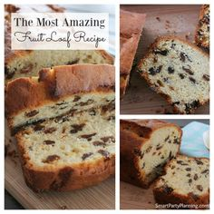 The Most Amazing Fruit Loaf Recipe Fruit Loaf Recipe, Loaf Recipes, Easy Cake Recipes, My Recipes, Baking Recipes, Dessert Recipes, Desserts, Madeira Cake Recipe, Sugar Free Frosting