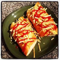 Hot dog, Con morritou.