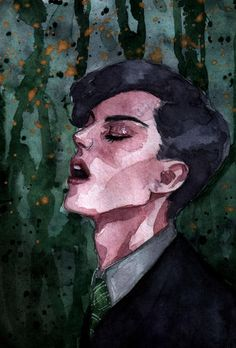 Tom Riddle just sneezing, trust me by TCCFH on DeviantArt Magia Harry Potter, Harry Potter Anime, Harry Potter Fan Art, Harry Potter World, Harry Potter Memes, Teatro Musical, Toms, Sherlock, Slytherin Aesthetic