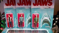 Raging Nerdgasm #362 - Jaws Reaction figures