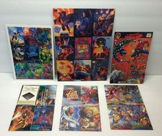 Uncut trading #cards marvel masterpieces 94 fleer #ultra x-men 1994 marvel #metal,  View more on the LINK: 	http://www.zeppy.io/product/gb/2/221963692513/
