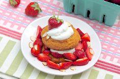 Gluten-Free Almond-Coconut Strawberry Shortcakes — The Fountain Avenue Kitchen