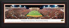 Oklahoma State Cowboys Panoramic - Boone Pickens Stadium Picture $199.95