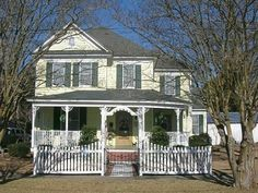 Historic Home In Eastern Nc - Williamston North Carolina